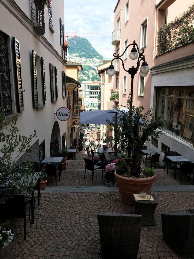 La Salita Chiattone è uno delle cose da vedere a Lugano