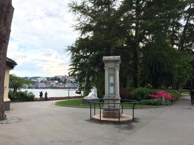 Parco Ciani è una delle cose da vedere a Lugano: è bellissimo!