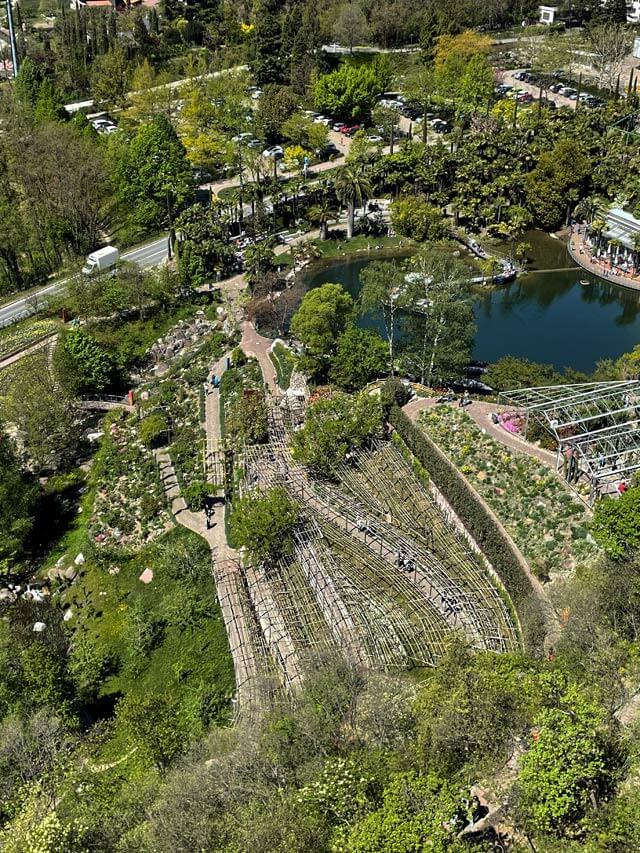 Cosa visitare in Alto Adige? I giardini di Castel Trauttmansdorff