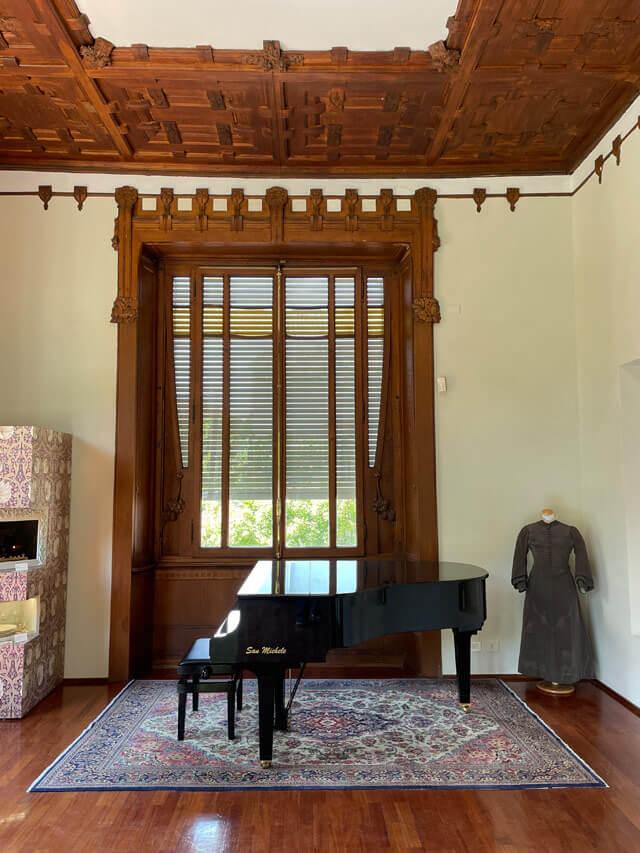 Villa Bernasconi è un museo da non perdere