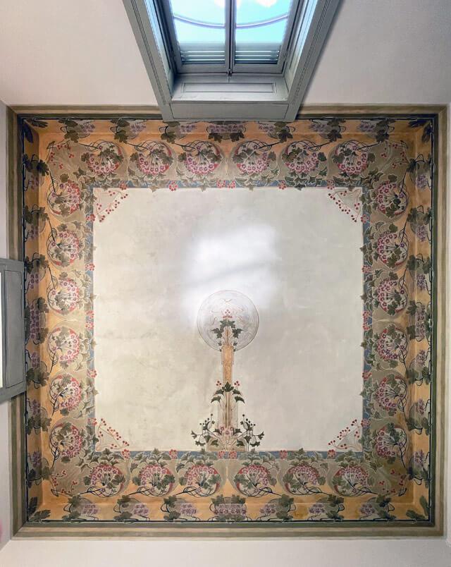 Villa Bernasconi in stile liberty è un museo da vedere a Como e dintorni