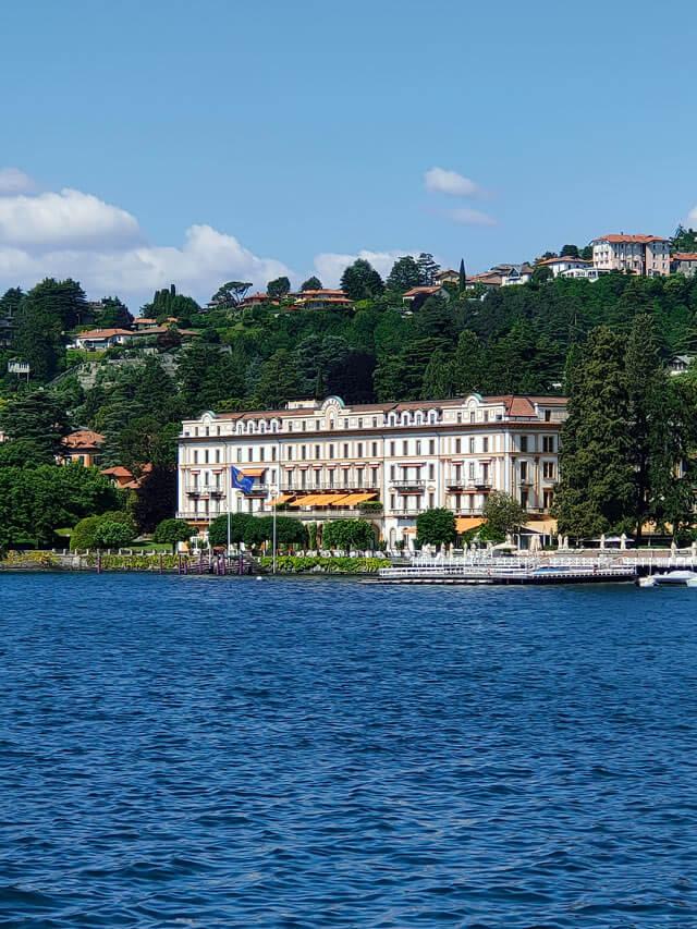 Villa d'Este è un celebre e storico hotel di lusso sul Lago di Como