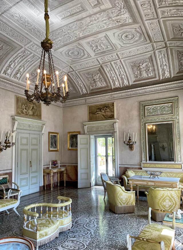 Ville più belle del Lago di Como? Villa Pizzo a Cernobbio