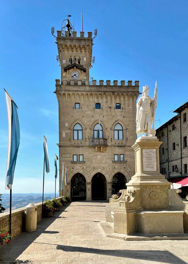 La Repubblica di San Marino è da vedere in vacanza in Romagna