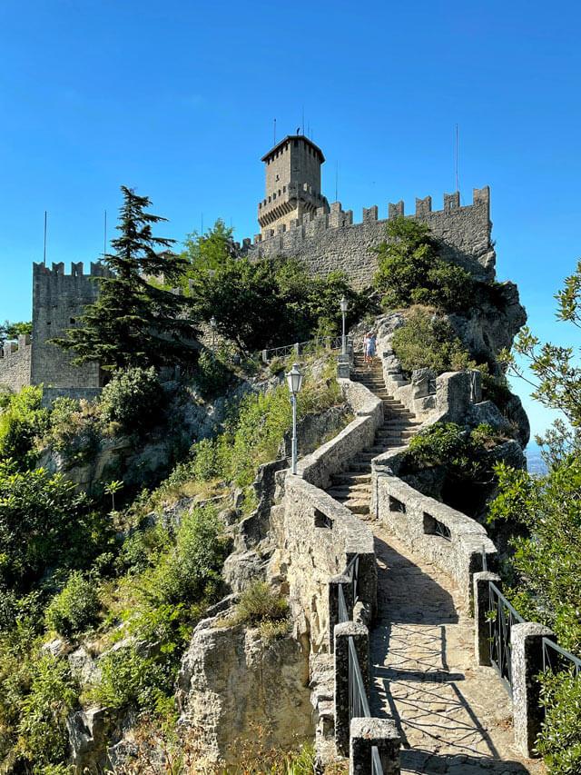 San Marino regala tanti scorci bellissimi da fotografare