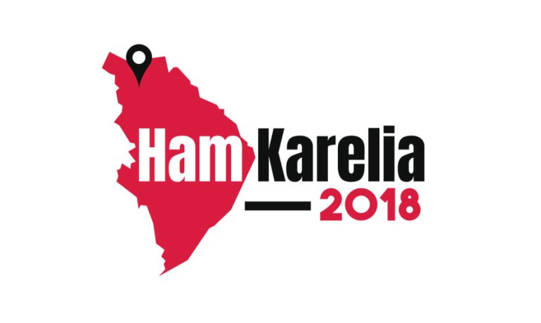Ham Karelia -leirin logo.