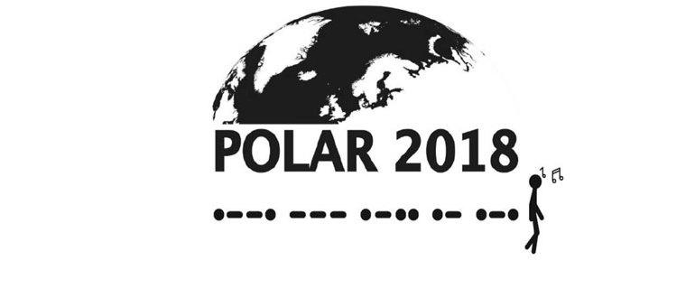 Polar-leirin logo.