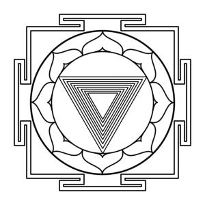 Tripura Bhairavi Yantra