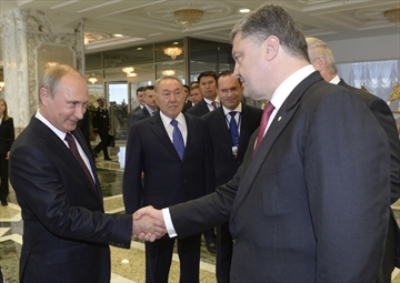 Look at their eyes: Who will blink first - Russia vs. Ukraine