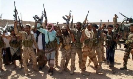 tentara-yaman