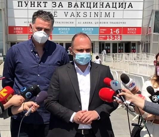 нове рестриктивне мере у Македонији