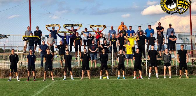 Liga Suporterilor Stegari motorul SR Brasov