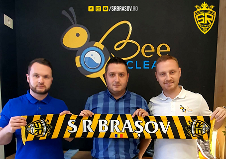 BeeClean partener SR Brasov