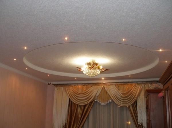 Какой потолок лучше натяжной или подвесной - сравнение ...