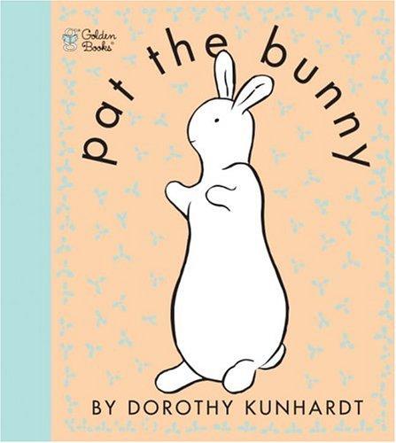 おすすめの子供向け英語絵本:0歳〜幼児・未就学児・小学生 Pat the bunny