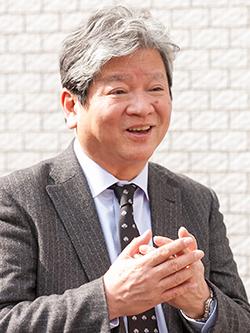 教育学博士 井川好ニ氏
