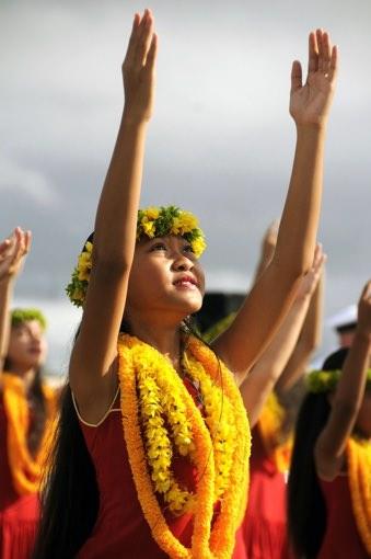 ハワイ親子留学でお稽古留学