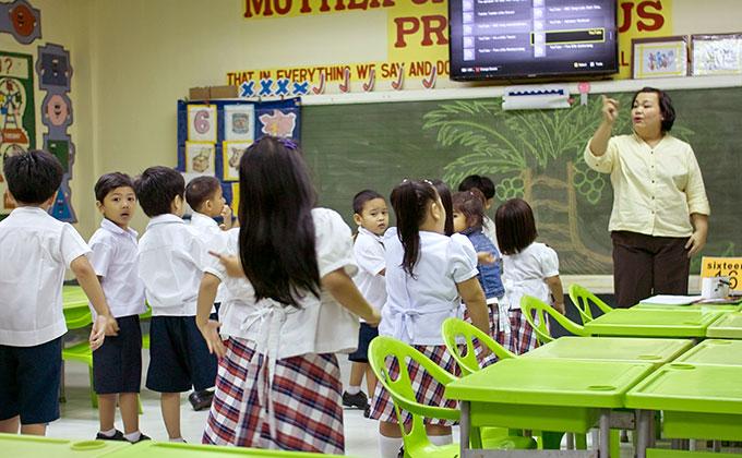 フィリピン 親子 留学