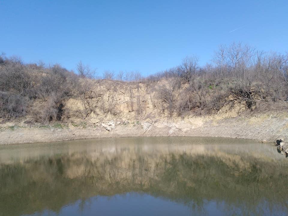 Jezero Podvezirac