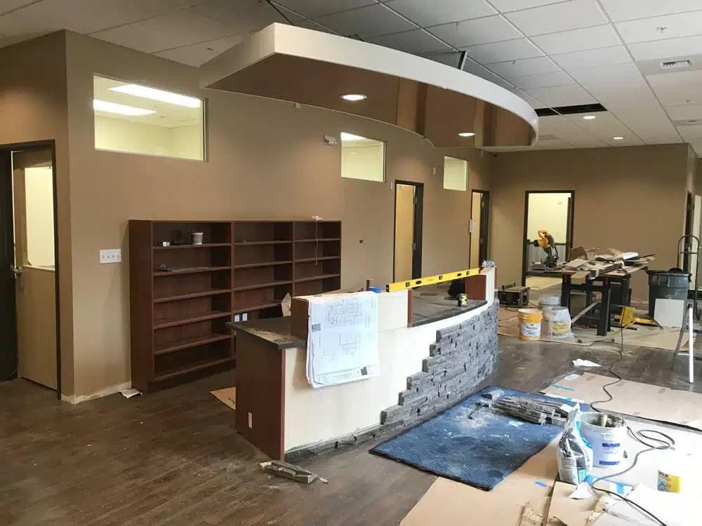 Expert Tenant Improvement Remodeling | SR Clean Construction