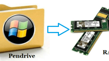 Does using Pen Drive as RAM really increases your Computer speed ? 3