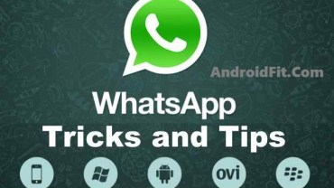 10 Latest Whatsapp Tips and Tricks You Should Know - 2016 4