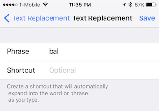 "How to Teach Your iPhone to Stop ""Fixing"" Irregular Words (5)"