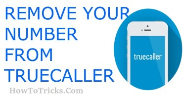 How to remove or unlist your phone number from TrueCaller list 9