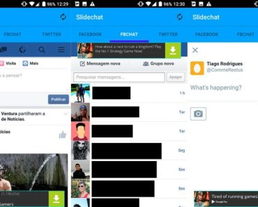 How to Use Facebook, FB Chat and Twitter with a Single App on Android device 2