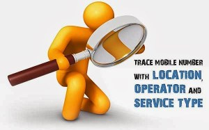How to Trace Mobile Number with Owner Name And Address