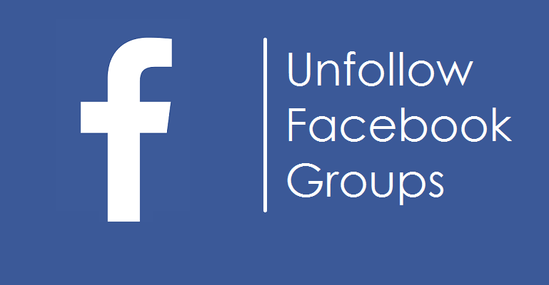 How to Unfollow All Facebook Groups at Once 1
