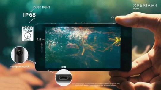 Top 5+ Best Waterproof phones 2017 5