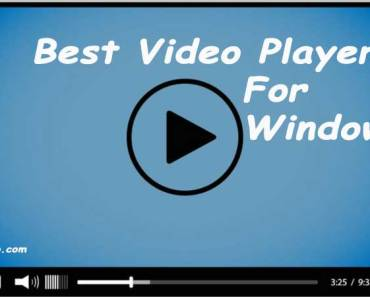 10 Best Video Players for Windows PC/Computer 2018 (Best Video Players list) 8