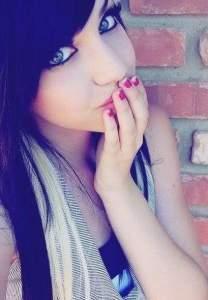 Cute Girl Profile Pic