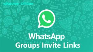{New} 500+ Whatsapp Groups Link: Public Group Invite Links Collection