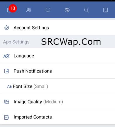 How to See Photos on Free Facebook Mode via FB Lite+ Opera Mini 1