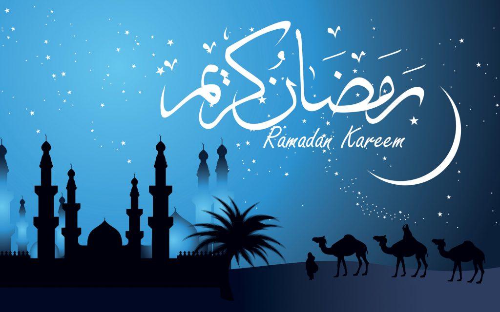 Welcome Ramadan Kareem Widescreen Islamic Wallpaper