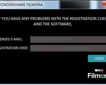 filmora remove watermark code