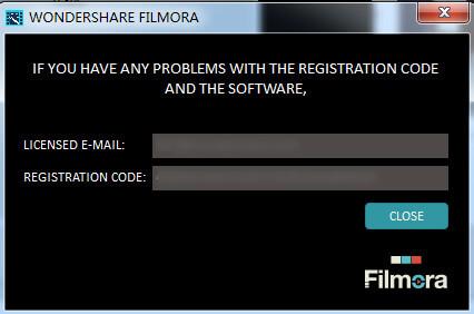 filmora 9 register key
