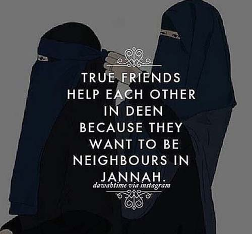 25+ Islamic Friendship Quotes For Best Friends 3