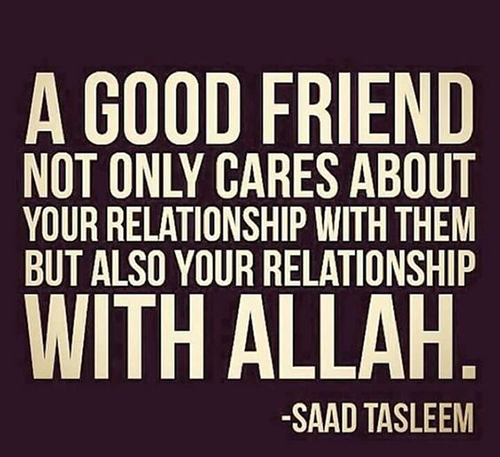 25+ Islamic Friendship Quotes For Best Friends 8