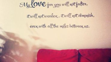 30+ Quotes about Long Distance Relationship