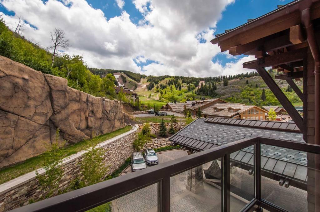 The Snow Park Residences at The St. Regis Deer Valley - View Rendering