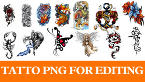 Tatto Png For picsart