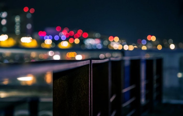 Bokeh HD Background