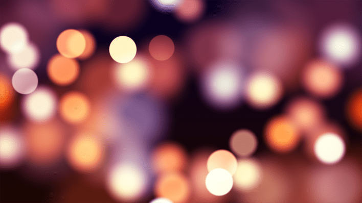 Bokeh Background HD New