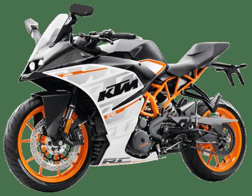 KTM Bike PNG