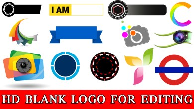 Photo of HD Blank Logo Png For Picsart And Photoshop Editing 2018 Latest