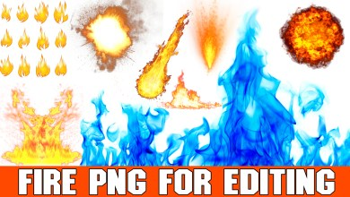 Photo of Fire png effects For Editing Picsart and Photoshop HD Real Fire Png