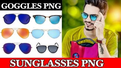 Sunglasses Png For picsart